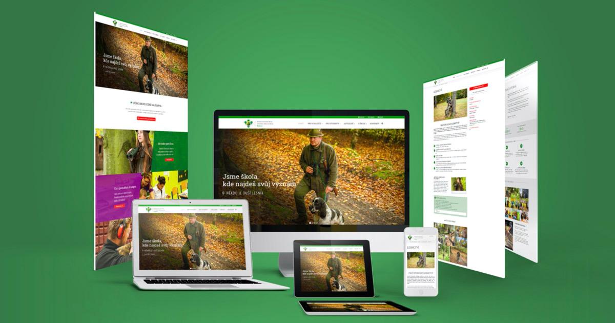 """Featured image for """"Jak vytvořit web, který vám přivede více uchazečů?"""""""